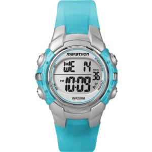 Women's Marathon Watch - Light Blue/Silver T5K817