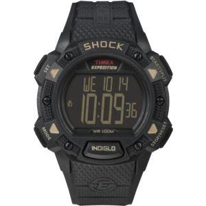 Men's Expedition Digital Shock CAT Resin Strap Watch T49896
