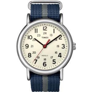 Unisex Weekender Watch - Navy/Grey T2N654