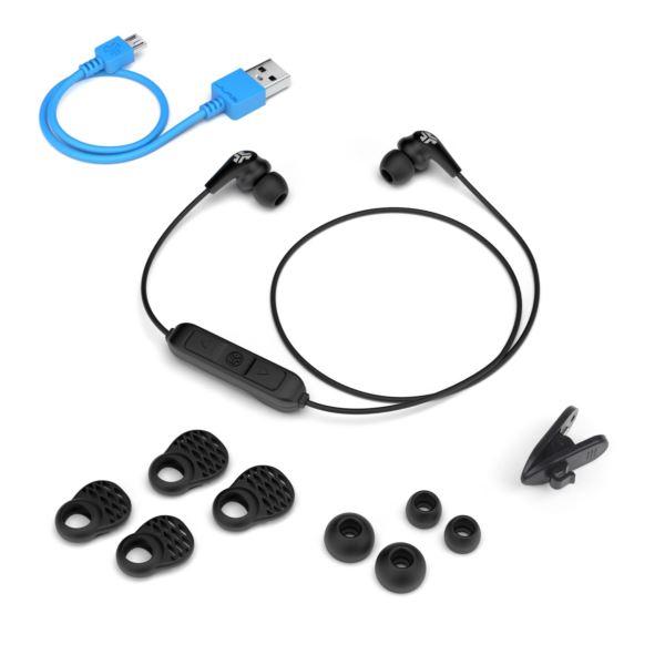 JBuds Pro Bluetooth Signature Earbuds, Titanium Black JBUDSPROBT-BLK-BOX