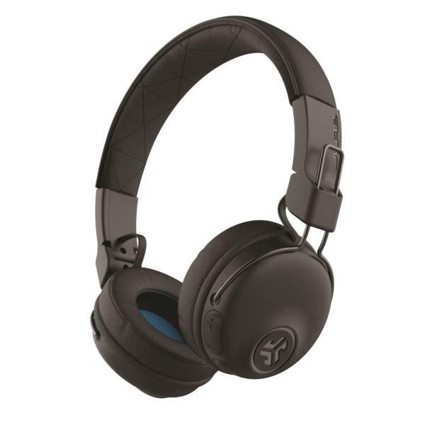 Studio Wireless On-Ear Headphones, Black HBASTUDIORBLK4