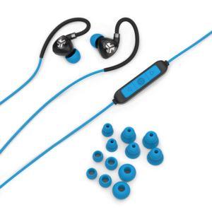 Fit 2.0 Bluetooth Earbuds - Black/Blue EBFIT2RBLKBLU123