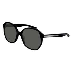 Women's Acetate Sunglass - Black BB0005S-001