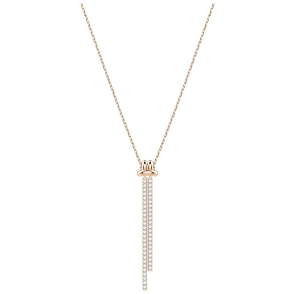 Lifelong Y Pendant Necklace - Rose Gold 5390817-1
