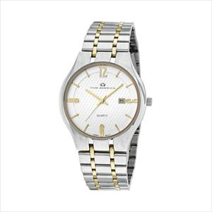 Men's Two-Tone Silver Dial Dress Watch TAM316-TT