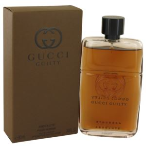 Guilty Absolute Cologne, 3 oz Eau De Parfum Spray GUCCI-GA-3