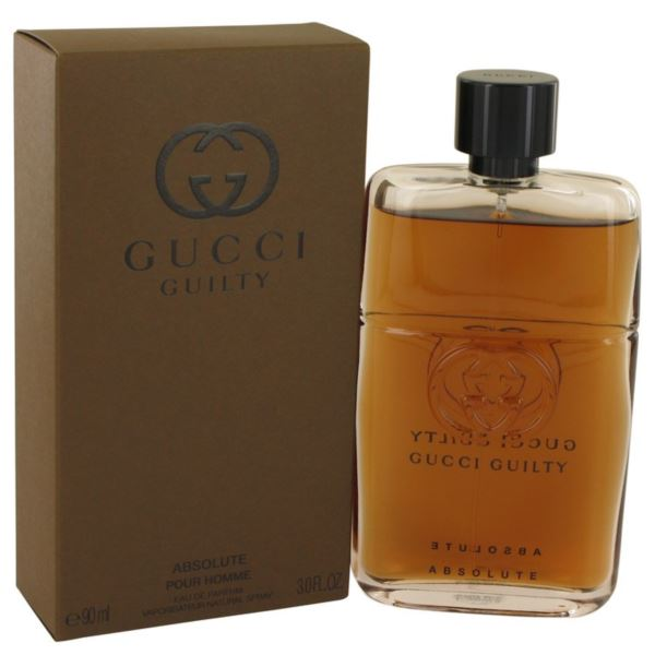 Guilty Absolute Cologne, 3 oz Eau De Parfum Spray GUCCI-GA-3