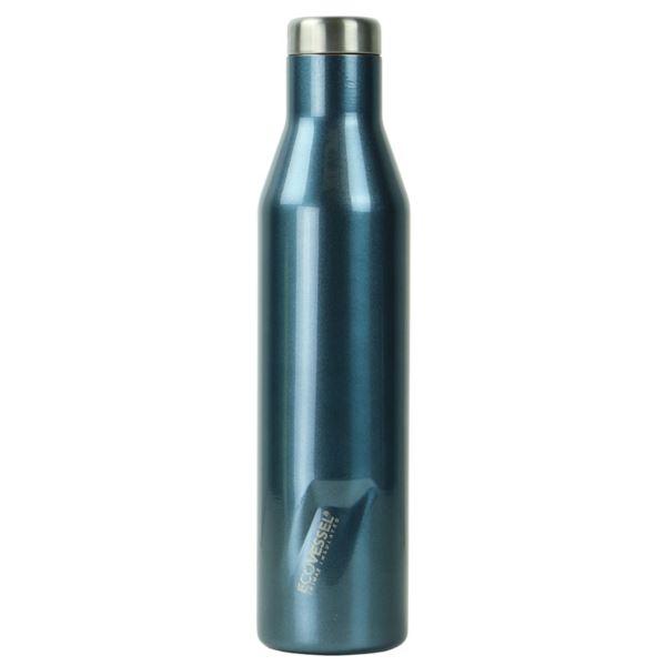 The Aspen - Blue Moon Insulated Stainless Steel Water & Wine Bottle - 25 Oz ASPN25BM