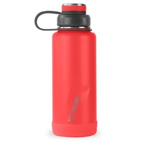 BOULDER TriMax®   Insulated Stainless Steel Water Bottle - 32 oz - Jazz Red BLDR32RD