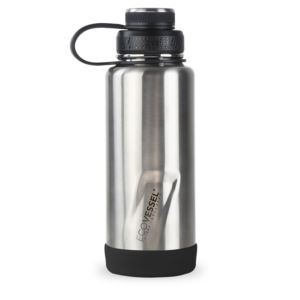 BOULDER TriMax®   Insulated Stainless Steel Water Bottle - 32 oz - Silver Express BLDR32SE