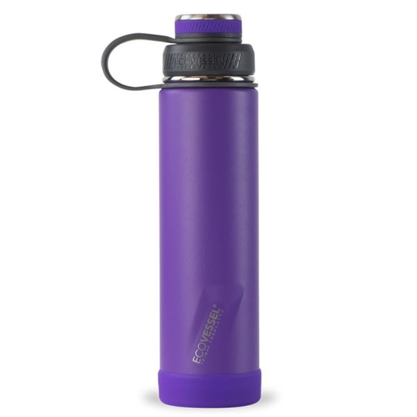 BOULDER TriMax® Insulated Stainless Steel Water Bottle - 24 oz - Purple Haze BLDR24PH