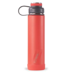 BOULDER TriMax®   Insulated Stainless Steel Water Bottle - 24 oz - Jazz Red BLDR24RD