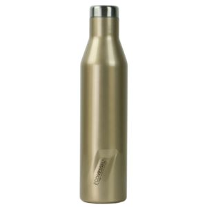 The Aspen - Gold Insulated Stainless Steel Water & Wine Bottle - 25 Oz ASPN25GD