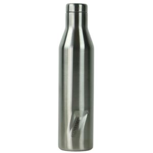 The Aspen - Silver Insulated Stainless Steel Water & Wine Bottle - 25 Oz ASPN25SE