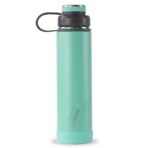 BOULDER TriMax® Insulated Stainless Steel Water Bottle - 24 oz - Aqua Breeze BLDR24AB
