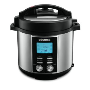 6 Qt Advanced Multi-Mode ExpressPot Pressure Cooker - 14-in-1 Smart Cooker - 24 Hour Delay Timer GPC655