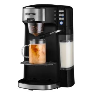 6 in 1 Single Serve Coffee Maker GCM6000