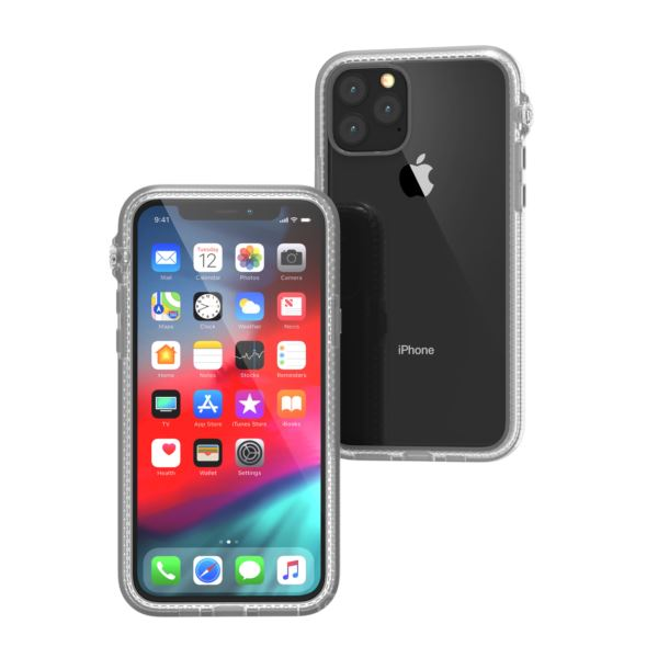 Catalyst® Impact Protection Case for iPhone 11 Pro - Clear CATDRPH11CLRS