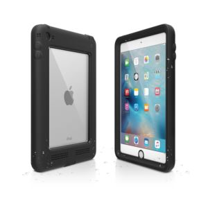 Catalyst® Waterproof case for iPad Mini 4 - Stealth Black, new packaging CATIPDMI4BLK