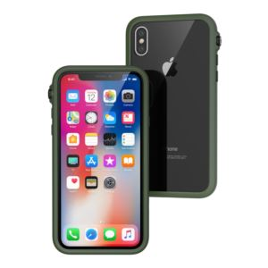 Catalyst® Impact protection for iPhone X,XS - Army Green CATDRPHXGRN