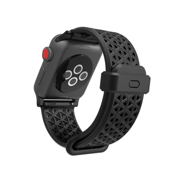 Catalyst® Sports Bands for 42/44mm Apple Watch - Stealth Black CAT42SBBLK