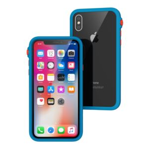 Catalyst® Impact protection for iPhone X,XS - Blueridge/Sunset CATDRPHXTBFC