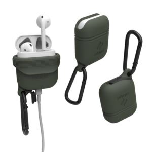 Catalyst® Army Green waterproof AirPod Case CATAPDGRN