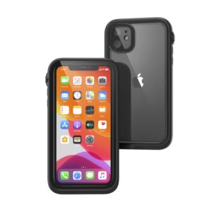 Catalyst® Waterproof Case for iPhone 11 - Stealth Black CATIPHO11BLKM