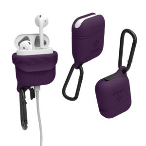 Catalyst®  Plum waterproof AirPod Case CATAPDPPL