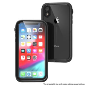 Catalyst® Waterproof Case for iPhone XR - Stealth Black CATIPHOXBLKM
