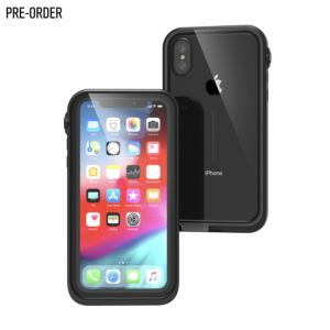 Catalyst® Waterproof Case for iPhone XS - Stealth Black CATIPHOXBLKS