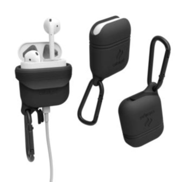 Catalyst® Slate Gray waterproof AirPod Case CATAPDGRY