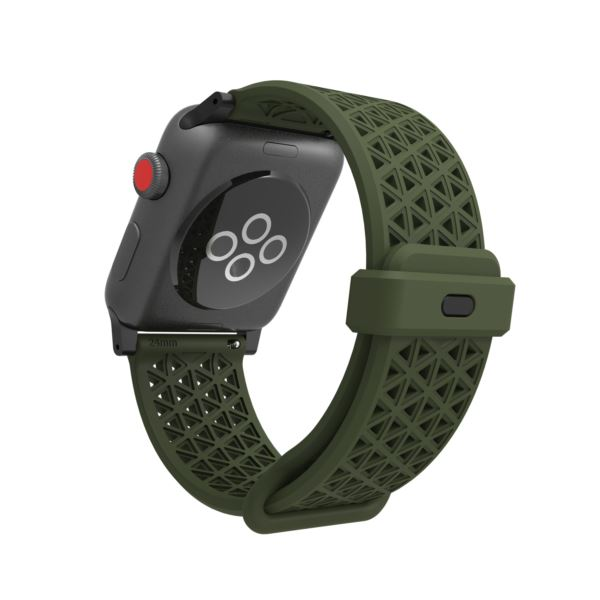 Catalyst® Sports Bands for 42/44mm Apple Watch - Army Green CAT42SBGRN