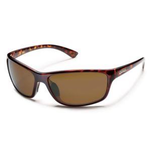 Suncloud Sentry Polarized Sunglasses -  Tortoise/Brown S-SEPPBRTT