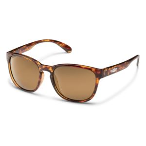 Suncloud Loveseat Polarized Sunglasses -  Tortoise/Sienna Mirror S-LOPPSAMTT