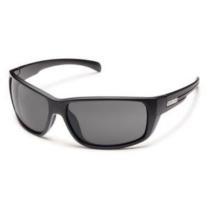 Suncloud Milestone Polarized Sunglasses -  Matte Black/Gray S-MIPPGYMB