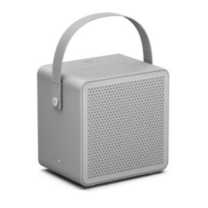 RALIS Portable Wireless/Bluetooth Speaker, Mist Grey 1002744