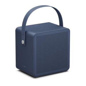 RALIS Portable Wireless/Bluetooth Speaker, Slate Blue 1002745