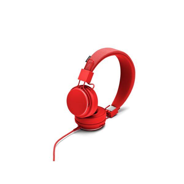 PLATTAN II Wired On-Ear Headphones, Tomato 04091670