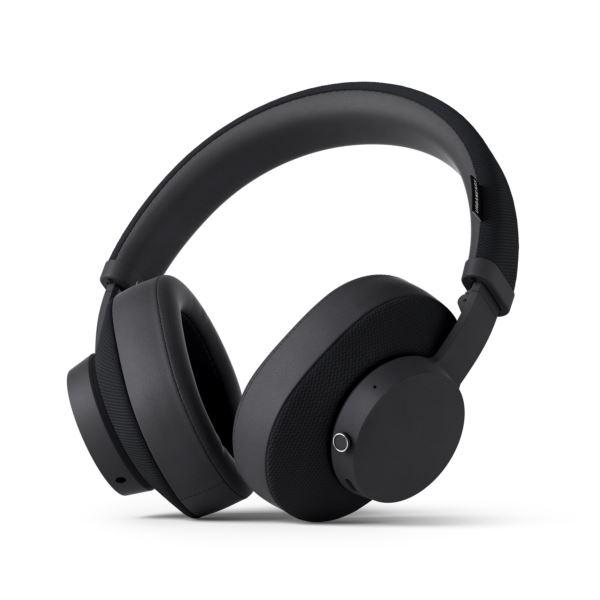PAMPAS Wireless Over-Ear Headphones, Charcoal Black 1001885