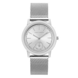 Women's Silver Mesh Bracelet Watch VC-5393SVSV
