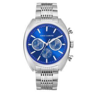Men's Stainless Steel Bracelet Watch VC-1040BLSV