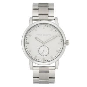 Men's Stainless Steel Bracelet Watch VC-1118SVSV
