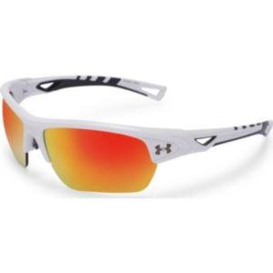 Octane - Shiny White / Charcoal Frame / Gray / Orange Multiflection Lens 8600094-100941