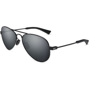 Getaway M - Satin Black Frame / Gray With Mirror Lens 8600118-010101