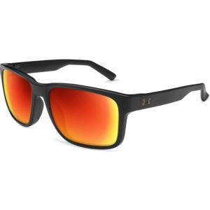 Assist - Satin Black Frame / Gray With Orange Mirror Lens 8600101-010141