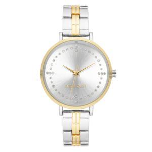 Women's Bracelet Watch - Gold/Silver NW-2369SVSTT