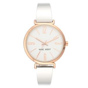Women's Bangle Watch - Rose Gold/Silver NW-2265SVRT