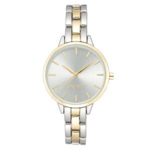 Women's Bracelet Watch - Gold/Silver NW-2375SVTT