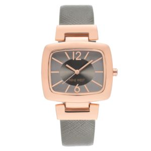 Women's Strap Watch - Rose Gold/Grey NW-2304RGGY